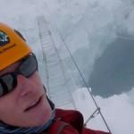 Im-Kumbu-Eisbruch