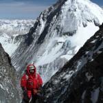 Kurz vor dem Lhotse Gipfel