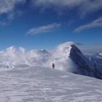 News_5_Bild_15_Abstieg vor dem Broad Peak_Dujmovits