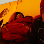 Zeltleben am K2
